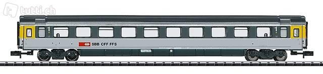 Minitrix Spur N Art. 15652 SBB Personenwagen 1.Kl.