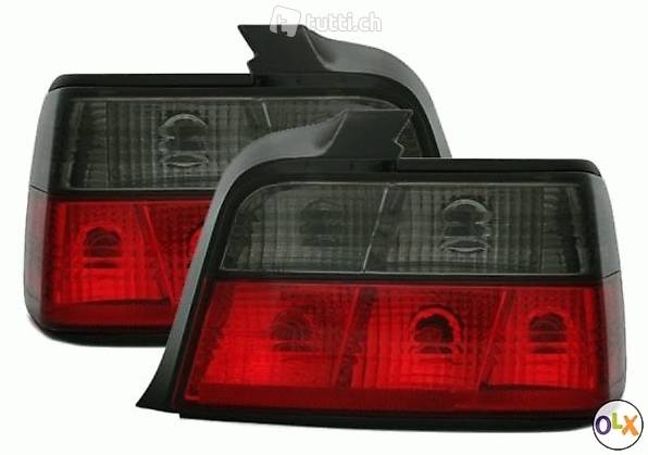 BMW 3ER E36 LIMOUSINE RÜCKLEUCHTEN