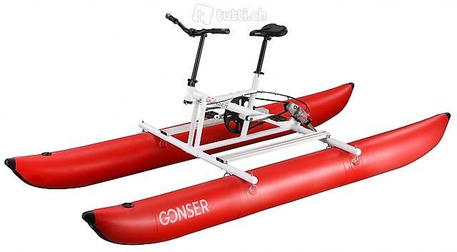 Wasserfahrrad Waterbike (Gratis Versand)