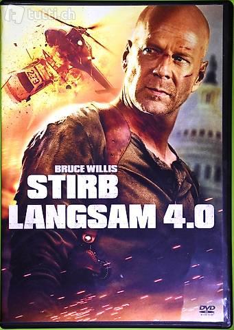 STIRB LANGSAM  4.0   /   BRUCE WILLIS