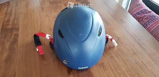 Giro Slingshot Skihelm, Matte Paul Frank Blue für Kinder