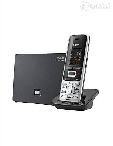 Gigaset DECT Funktelefon S850A GO