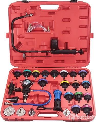 28-TLG Kühlsystem Abdrückgerät,kühlsystem Entlüftungsgerät