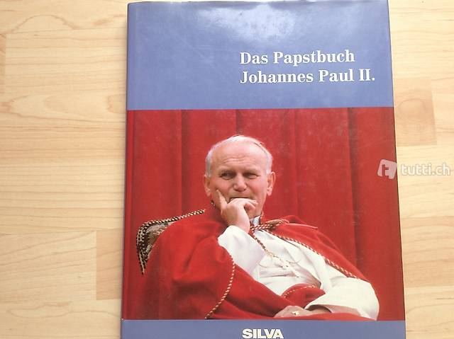 Das Papstbuch, Johannes Paul II.