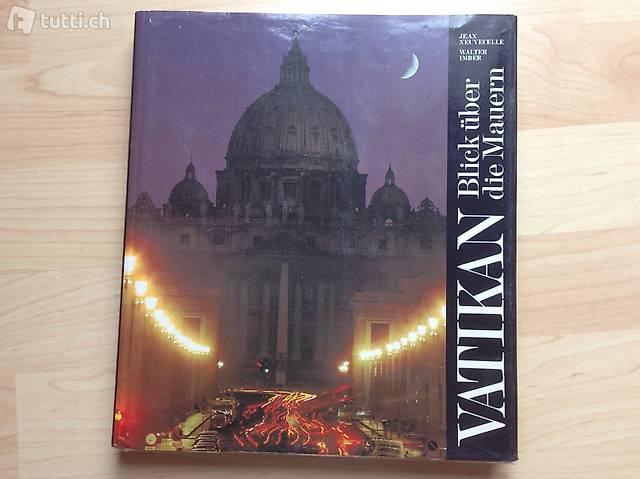 Vatikan - Blick über die Mauern, Mondo-Verlag