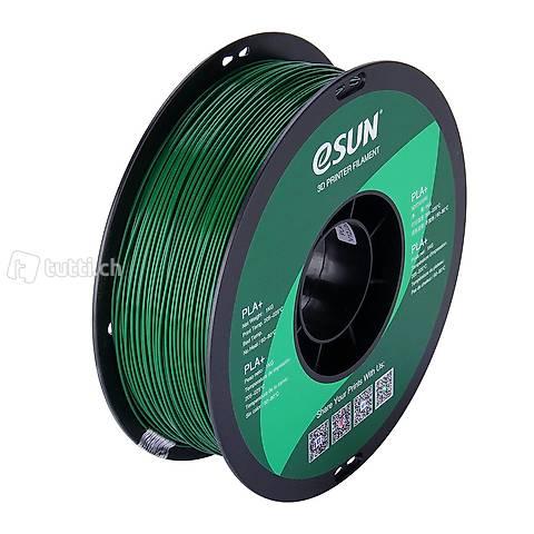 PLA+ Filament 1.75mm Pine Grün 1Kg eSun