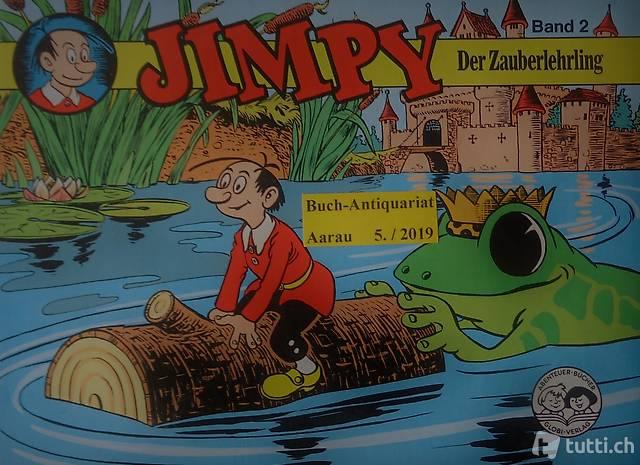 McClelland, JIMPPY - Der Zauberlehrling  Band 2
