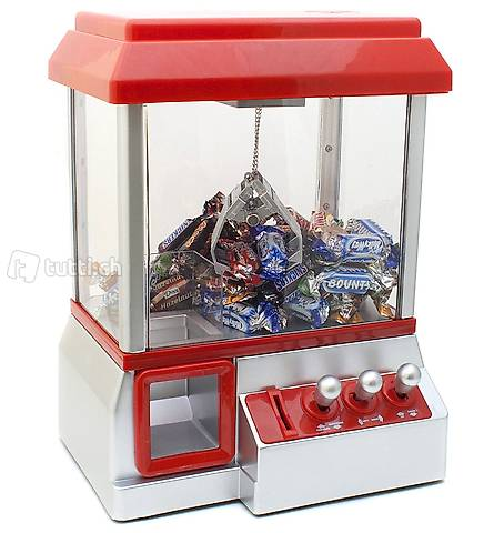 Candy Grabber Automat