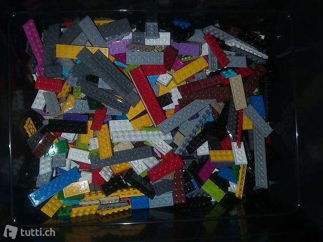 Lego 400 gr Platten zweireihig