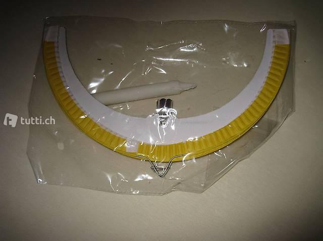 Lampion mit Kerze originalverpackt