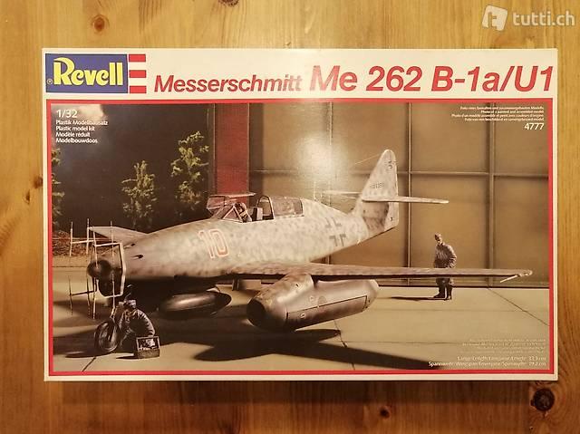 1:32 Revell 4777 - Messerschmitt Me 262 B-1a/ U1 - OVP