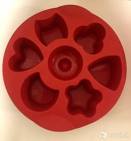 Stampo in silicone Tupperware