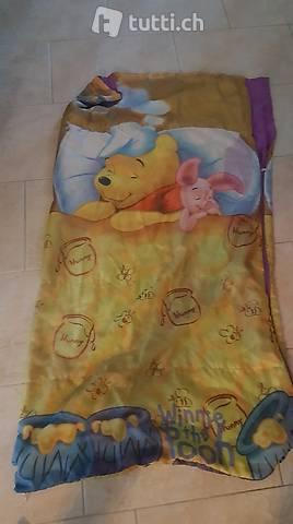 Schlafsack Neuwertig
