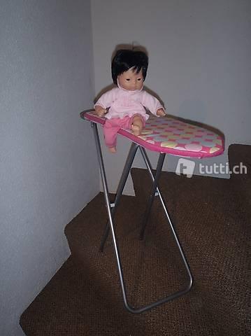 Bügelbrett für Kinder oder kleine Kleidungsstücke