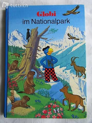 Globi im Nationalpark 1999,  Nummer 61