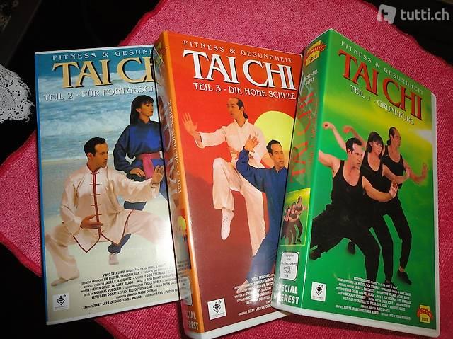 T A I C H I Teil 1 bis 3, TAICHI, Taichi