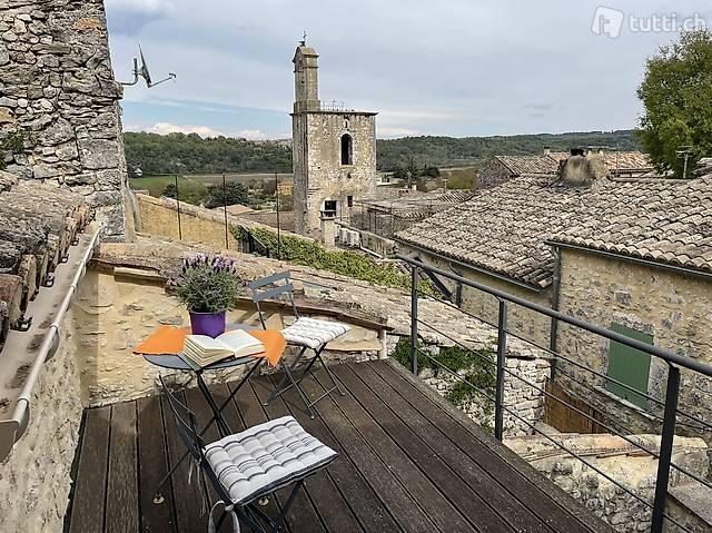 Südfrankreich / Provence / Nähe Uzès und Avignon / Traumhaus