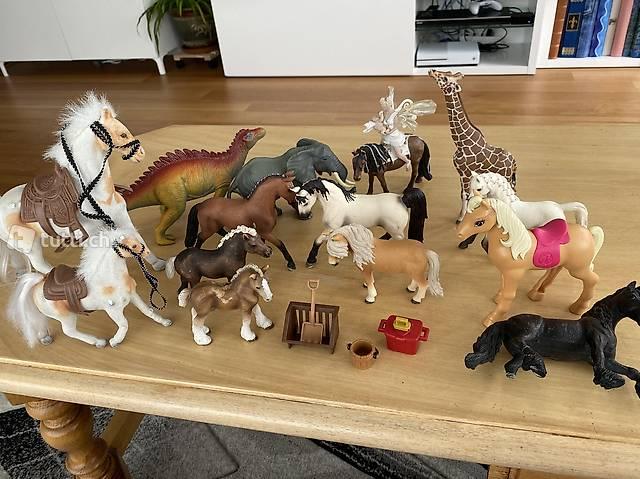 Jeux figurines animaux