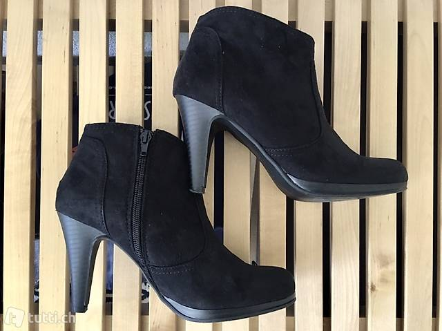 Ankle Boot Schuhe Gr. 38