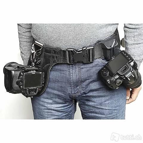 Portofrei Nikon  Schnell Laden Taille Gürtel