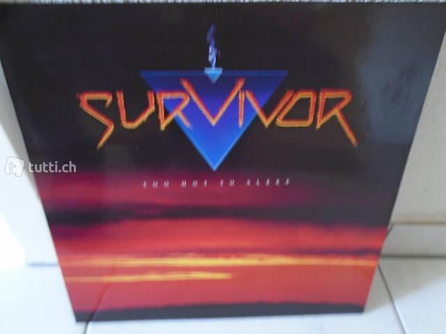 Survivor 7, Vinyl