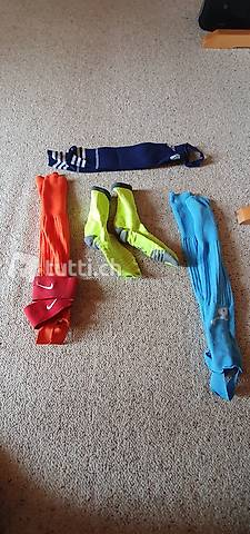 Fussball Socken, Stulpen, Knöchelschoner