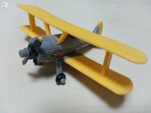 Disney Planes - Leadbottom Doppeldecker gebraucht