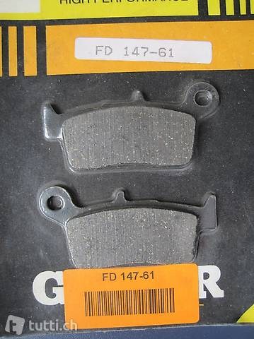Bremsklötze FD 147