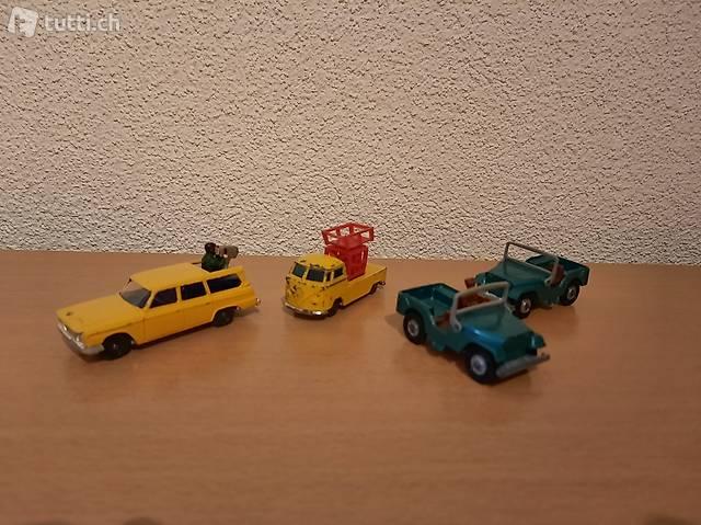 Husky Fahrzeuge