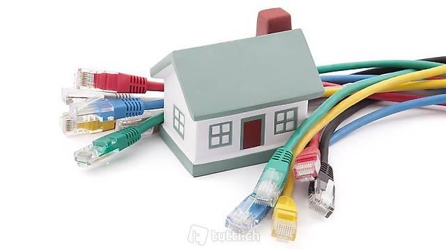Brauchen Sie Hilfe für Ihr Smart Home oder Netzwerk?