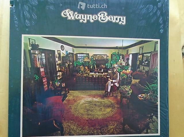 Wayne Barry, Vinyl, Schallplatte