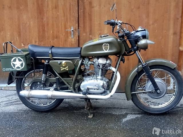 Condor Ducati 350 A