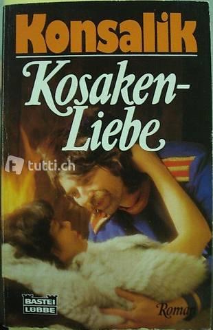 """Buch """"Kosakenliebe"""""""