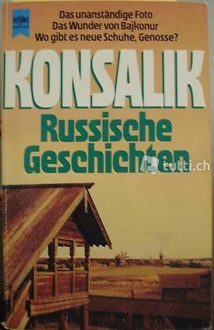 """Taschenbuch """"Russische Geschichten"""""""
