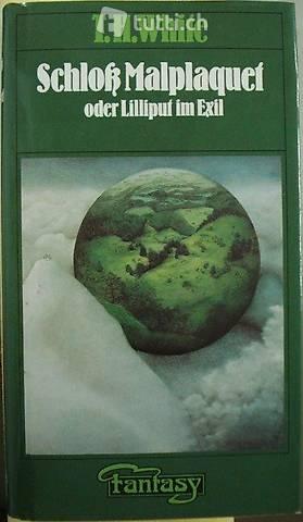 """Buch """"Schloss Malplaquet oder Lilliput im Exil"""""""
