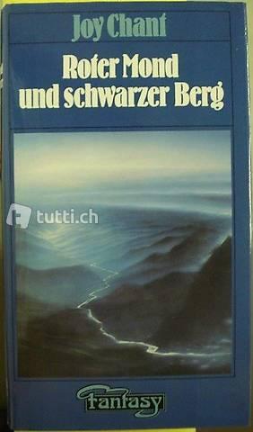 """Buch """"Roter Mond und schwarzer Berg"""" von Joy Chant"""