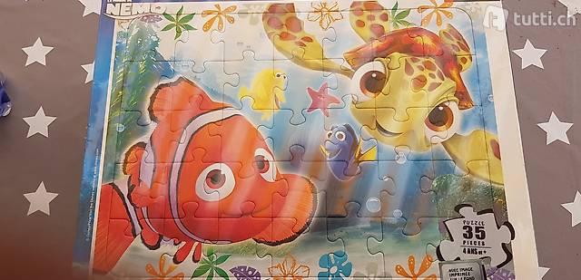 Puzzle Nemo