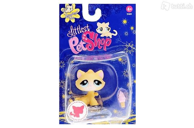 Littlest Pet Shop - Singles - 0896 Kitten Cat