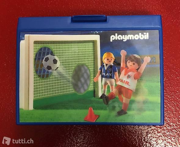 Playmobil Fussballset