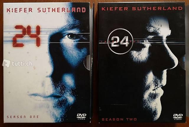 24 Season One & Season Two