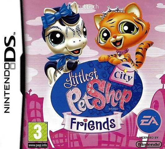 Nintendo DS - Littlest Pet Shop - City