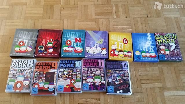 South Park Serie Staffel 1 bis 12