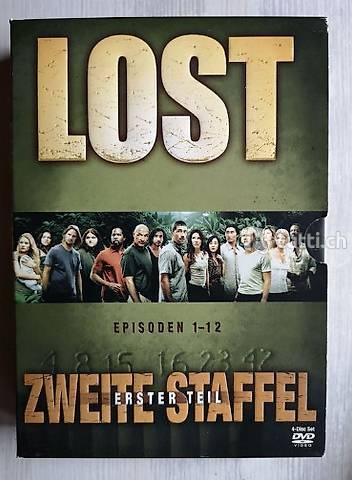 LOST - 2. Staffel