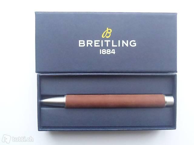 Breitling Kugelschreiber, Neu, rar, selten, Sammler
