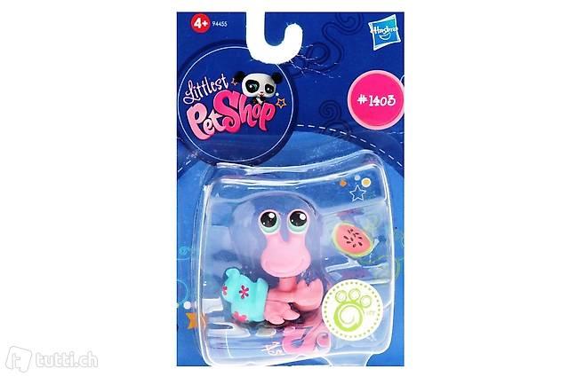 Littlest Pet Shop - Singles - 1403 Hermit Crab