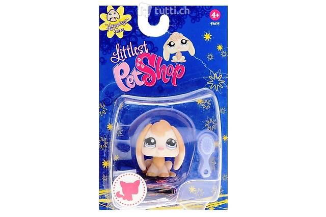 Littlest Pet Shop - Singles - 1039 Rabbit