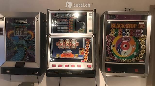 Spielautomaten 3 Stück