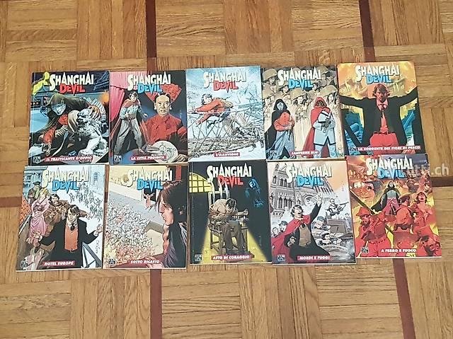 Bd shanghai devil en italien