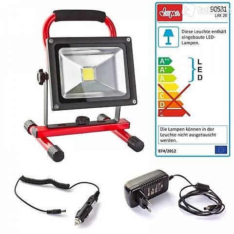 LED Arbeitsleuchte LAK20 (Gratis Lieferung)