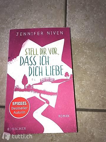 Stell dir vor, dass ich dich liebe Buch von Jennifer Niven